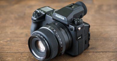 Fujifilm GFX 50S dengan lensa GF63mmF2.8 R WR